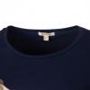 Barbour Homeswood Ladies Tee Shirt Navy 3