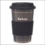 Barbour Tartan Reusable Travel Mug