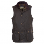 Barbour Westmorland Wax Gilet Olive 1