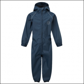 Castle Kids Splashaway Coverall Navy 1