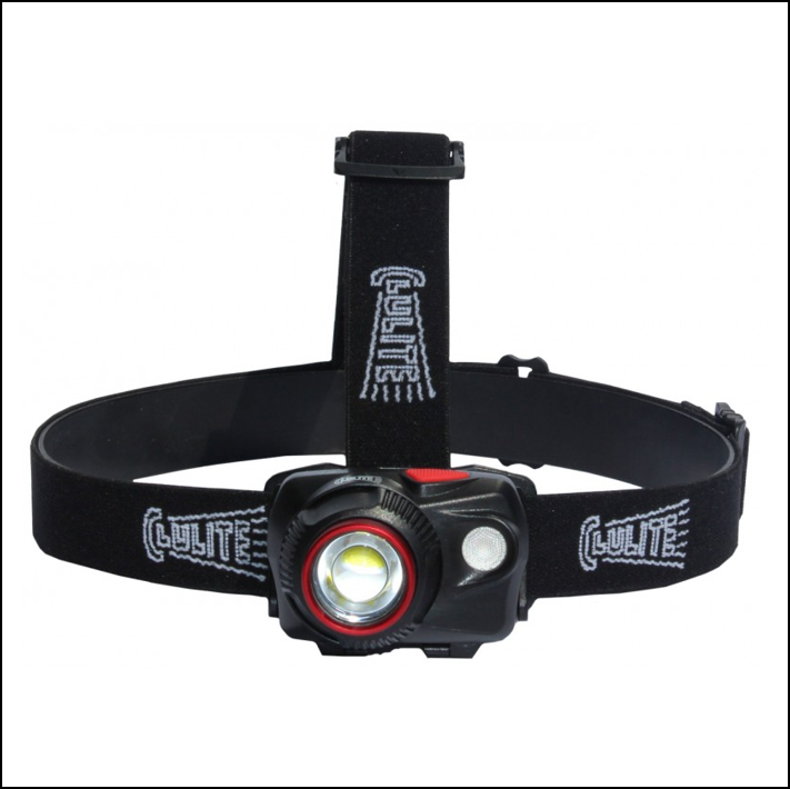 Clulite HL21 Focus2Go Rechargeable Head Torch 1
