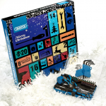 Draper Limited Edition 49pc Tool Advent Calendar 1