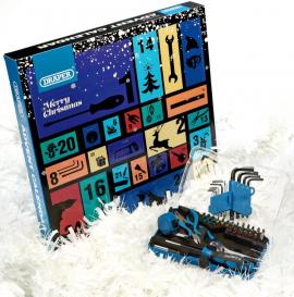Draper Limited Edition 49pc Tool Advent Calendar 1