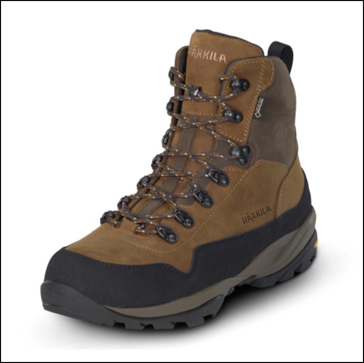 Harkila Pro Hunter Ledge GTX Leather Boots Ochre 1
