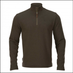 Harkila Retrieve HSP Pullover Dark Warm Olive 1