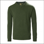 Musto Country V Neck Knit Rifle Green 1