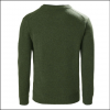Musto Country V Neck Knit Rifle Green 2