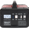 Sealey Charge112 Battery Charger 16A 12-24V 230V 2