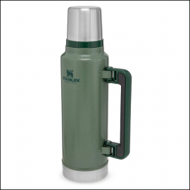 Stanley Classic Stainless Steel 1.4L Vacuum Flask Green 1