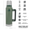 Stanley Classic Stainless Steel 1.4L Vacuum Flask Green 2