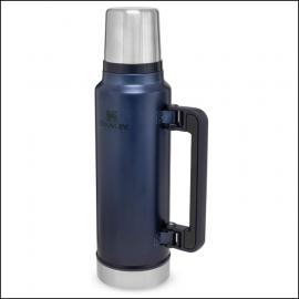 Stanley Classic Stainless Steel 1.4L Vacuum Flask Nightfall 1