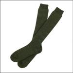 Barbour Wellington Knee Length Socks Olive