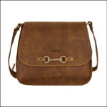 Dubarry Ballycroy Saddle Bag Brown 1