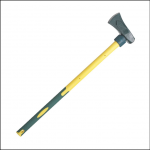 Bulldog Soft Grip Log Splitting Axe 4lb
