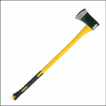 Bulldog Soft Grip Log Splitting Axe 6lb