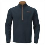 Harkila Sandhem Fleece Pullover Dark Navy Melange 1