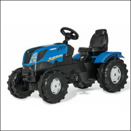 Rolly Kids New Holland T7 Pedal Tractor 1