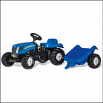 Rolly Kids New Holland T7040 Tractor & Trailer 1