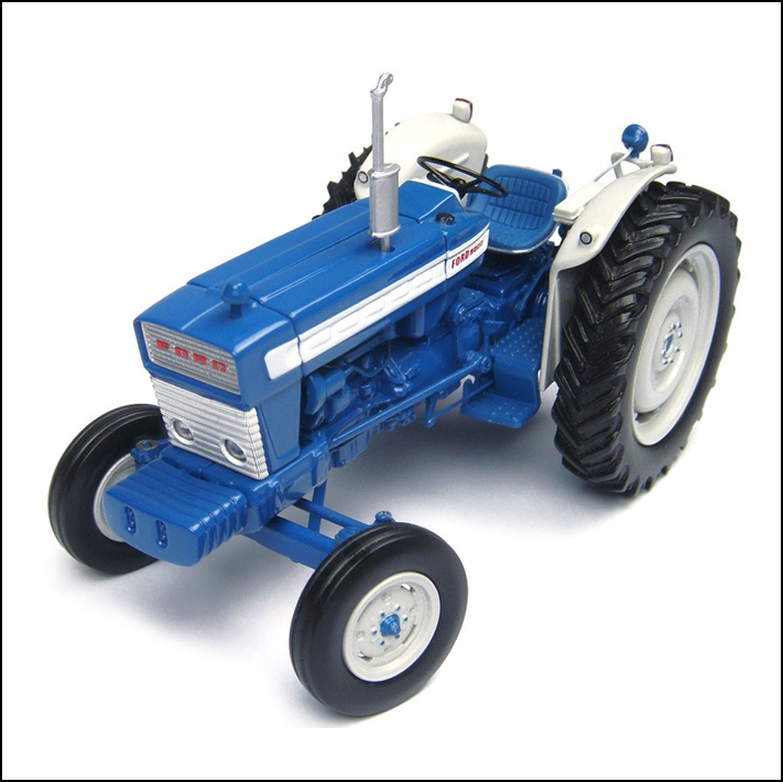 Universal Hobbies Ford 5000 Tractor (1964-1968) 1.32 Scale 1