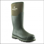 Buckler BBZ5020 Olive Green Wellington Boot 1