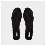 Hunter Luxury Shearling Insoles Black 1