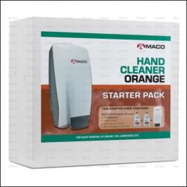 MACO Hand Cleaner Starter Pack 1
