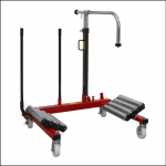 Sealey 1200kg Wheel Removal Trolley 1