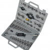 Sealey AK303 45pc Metric Tap & Die Set 4