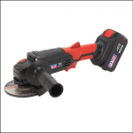 Sealey CP20VAG Lithium-Ion Cordless Angle Grinder with Charger 1
