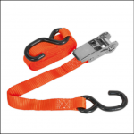 Sealey TD0845S Ratchet Tie Down with Poly Webbing Hook, 800Kg 1