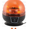 Sparex 12-24V LED Magnetic Rechargeable Amber Beacon 2