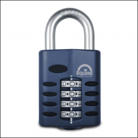 Squire CP50 Weather Resistant 50mm Combination Padlock 1