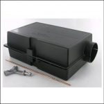 Unbranded Black Rat Bait Box