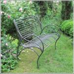 Ascalon Almalfi Garden Bench Umbra Grey 1