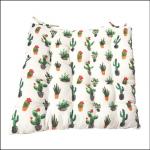 Ascalon Cactus Square Seat Cushion Pad