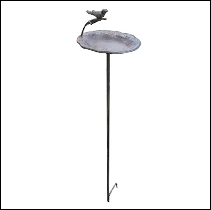 Ascalon Decorative Metal Bird Feeding Stake 1