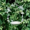 Ascalon Hanging Butterfly Bird Dish 2