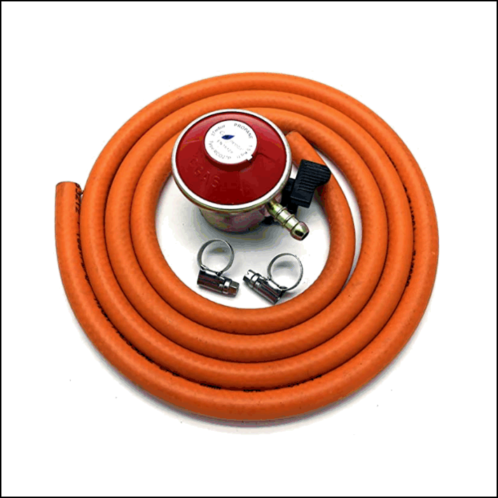 Patio Gas 27mm Low Pressure Propane Regulator Kit