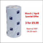 Tork Blue 2ply Paper Towel 25cm x 55m - Special Offer