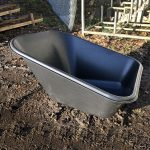 Haemmerlin 300L Colossus Poly Wheelbarrow Replacement Tray