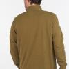 Barbour Bankside Half-Zip Sweatshirt Dark Olive 2