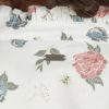 Barbour Bowland Off White Floral Print Shirt 4
