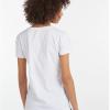 Barbour Newbury Ladies T-Shirt White 2