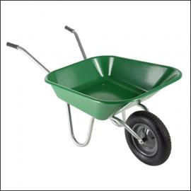Haemmerlin 90L Poly Green Wheelbarrow Kit