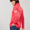 Joules Nadia Ribbed Sweatshirt Poppy 3