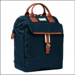Joules Wells Canvas Rucksack French Navy 1