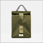 Joules Wells Canvas Welly Boot Bag Khaki Green 1