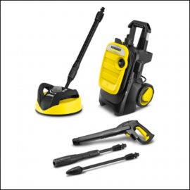 Karcher K5 Compact Home Pressure Washer 1