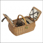 Lifestyle Dorothy Picnic Hamper for 4 1