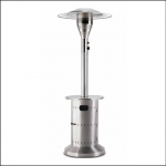 Lifestyle Enders Commercial Patio Heater Stainless Steel